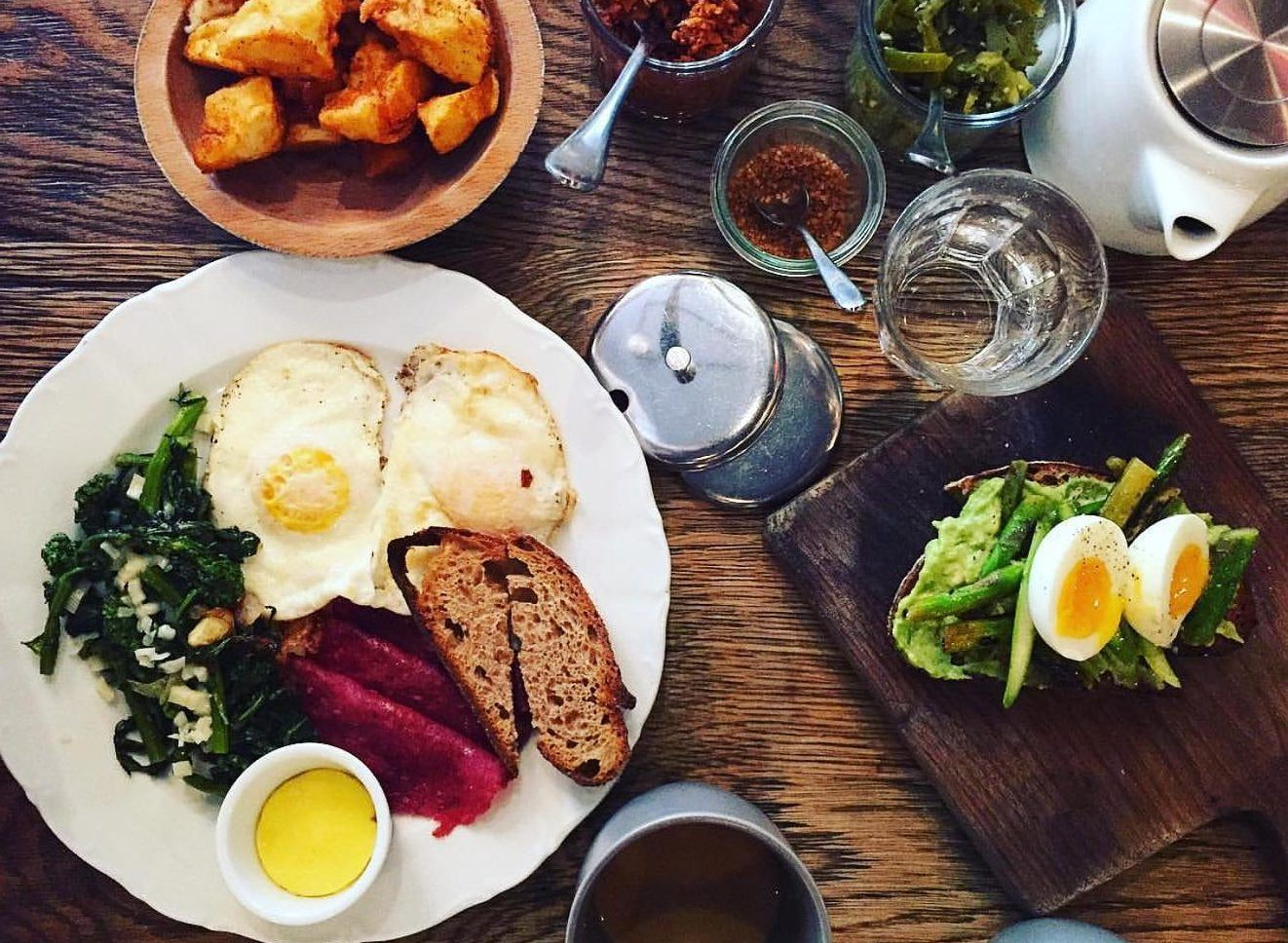 Best Healthy Breakfast Restaurants In Philly