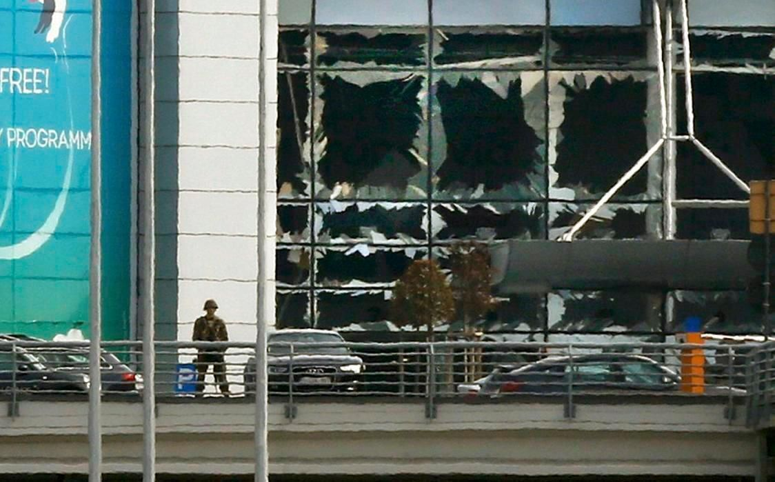 U.S. officials believe more terrorists tied to Brussels