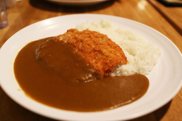 Japanese Foodie Katsu Curry At Curry Zen Las Vegas Usa Las Vegas Usa Curry Foodie