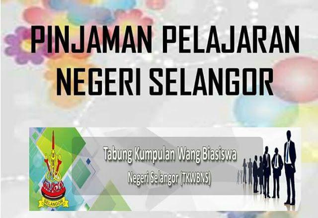 Permohonan Pinjaman Pelajaran Negeri Selangor 2017 Online Permohonan Pinjaman Pelajaran Negeri Selangor 2017 Online Anda Anak Jati Selang Online Selangor Blog