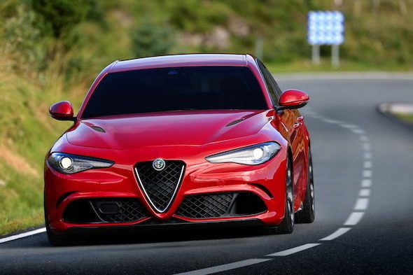 Alfa Romeo Brings Italian Style Craftmanship To U S Buyers From