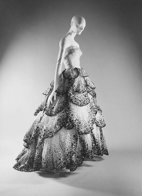 """Junon"" by Dior, 1947"