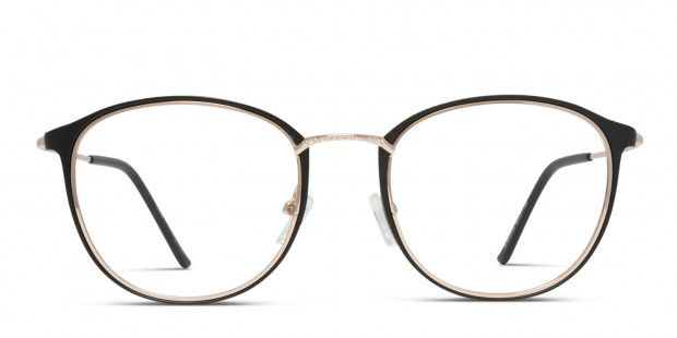 e99c59327d Ottoto Bellona Black Prescription eyeglasses
