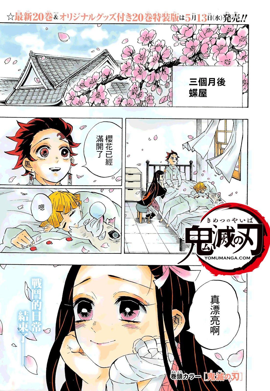 漫画 鬼滅の刃 204 RAW【2020】 | 漫画, 滅, 漫画の壁紙
