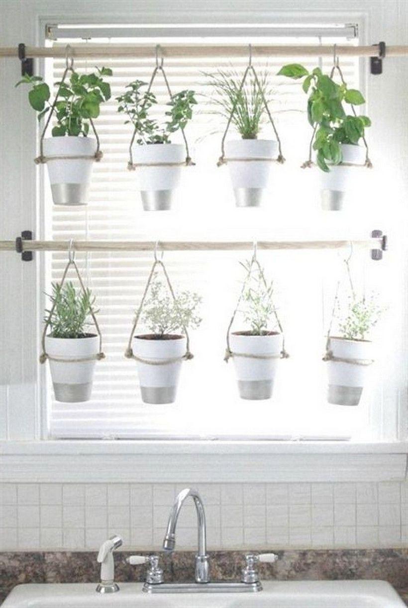 45 amazing indoor garden ideas for small spaces indoor on indoor herb garden diy apartments living walls id=50452