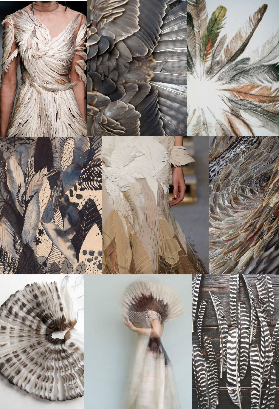 RUFFLE FEATHERS_COVER | SS 2018 fashion trend forecast ...