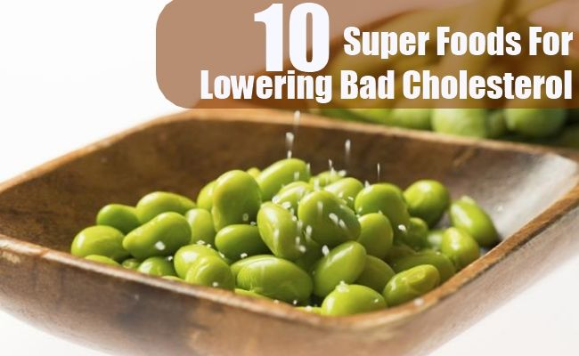 Health Care A to Z - https://www.healthcareatoz.com/10-super-foods-for-lowering-bad-cholesterol/