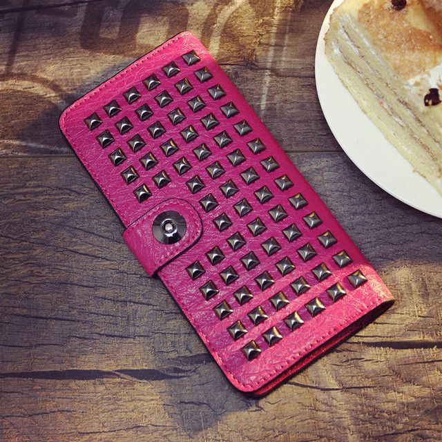 Women's Compact Wallet Purse with RFID Blocking Technology