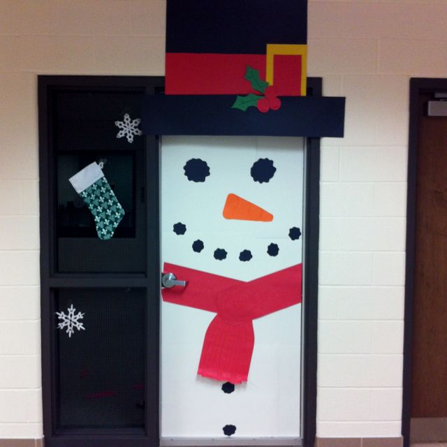 Classroom Door Decoration Ideas For January : January classroom door decorations