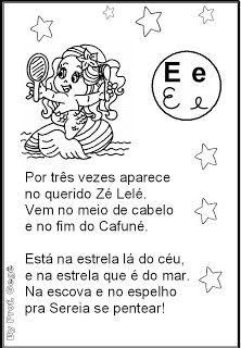 Espaco Educar Alfabeto Em Textos Turma Da Monica Atividades