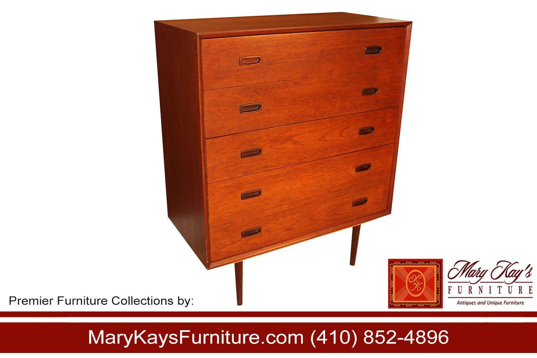 Best Mid Century Modern Teak High Boy Dresser Chest Of Drawers 400 x 300