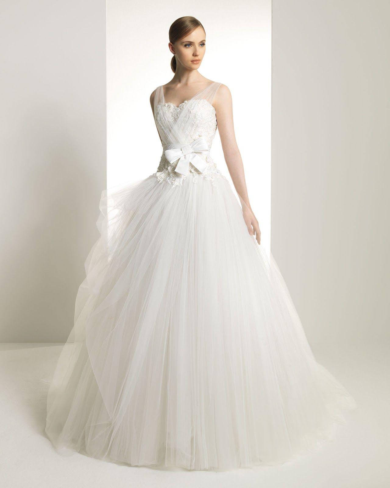 vestidos de novias modernas