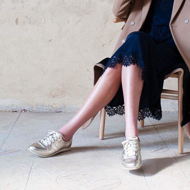 Kick It Up A Notch With JENNi In Tin Gold Www.frankie4.com