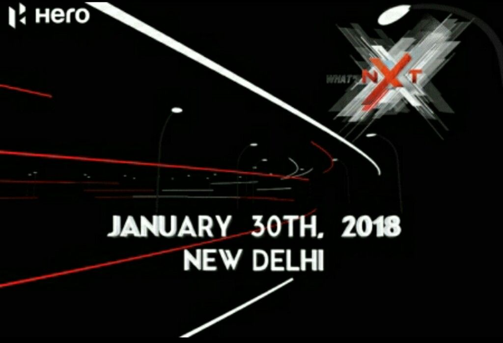 Hero Xtreme 200s Launch On 30th January Hero Product Launch News Articles