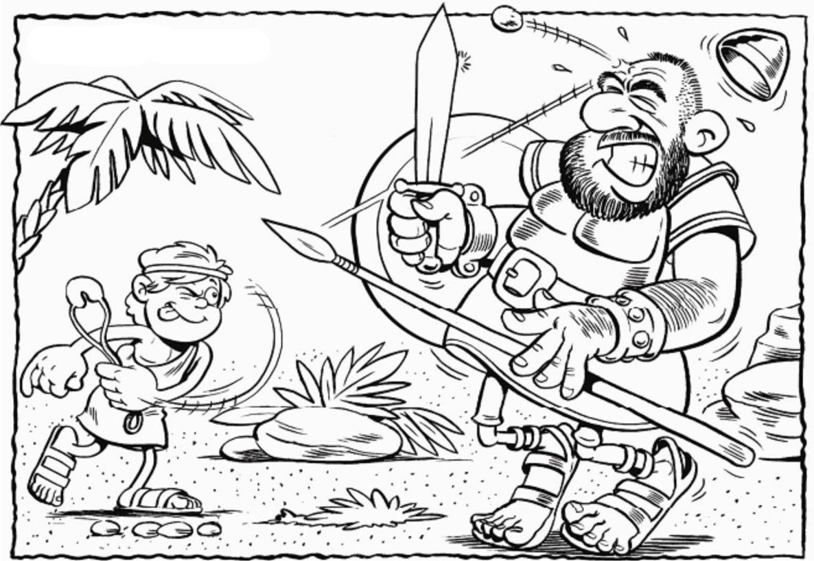 1000+ Images About David And Goliath On Pampekids Net