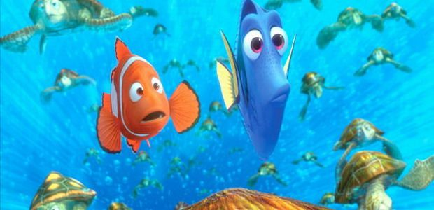 Finding Nemo Themed Birthday. If your child loves ...  Walt Disney Pictures Presents A Pixar Animation Studios Film Finding Nemo