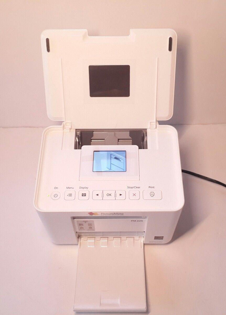 Epson Pm 225 Picturemate Charm Personal Phot Lab Digital Photo