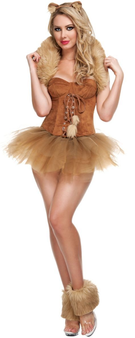 Adult Queen of the Jungle Costume for Adults - Party City  