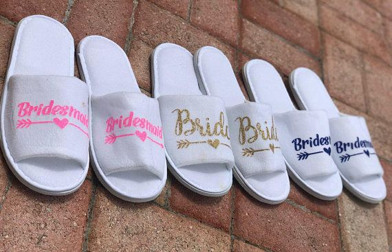 dd1ce94f5f441 Personalized Slippers- Monogrammed Slippers - Custom Slippers ...