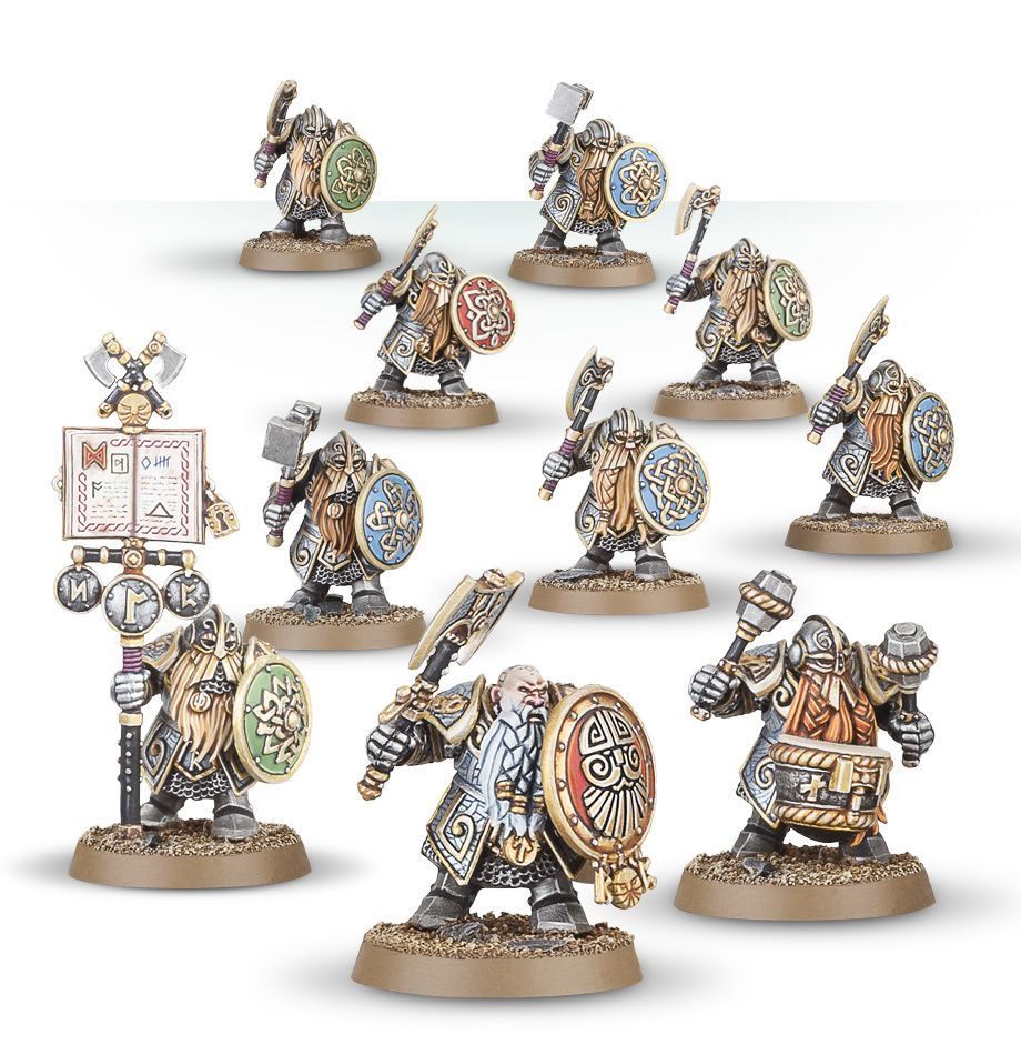 Home Games Workshop Webstore Ironbreakers Games Workshop Webstore Age Of Sigmar Miniatures