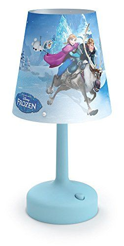 Philips Disney Frozen Portable Led Children S Bedside And