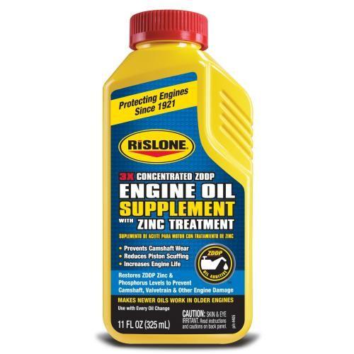 Rislone Oil Supplement Oil Supplement Oils Oils Work