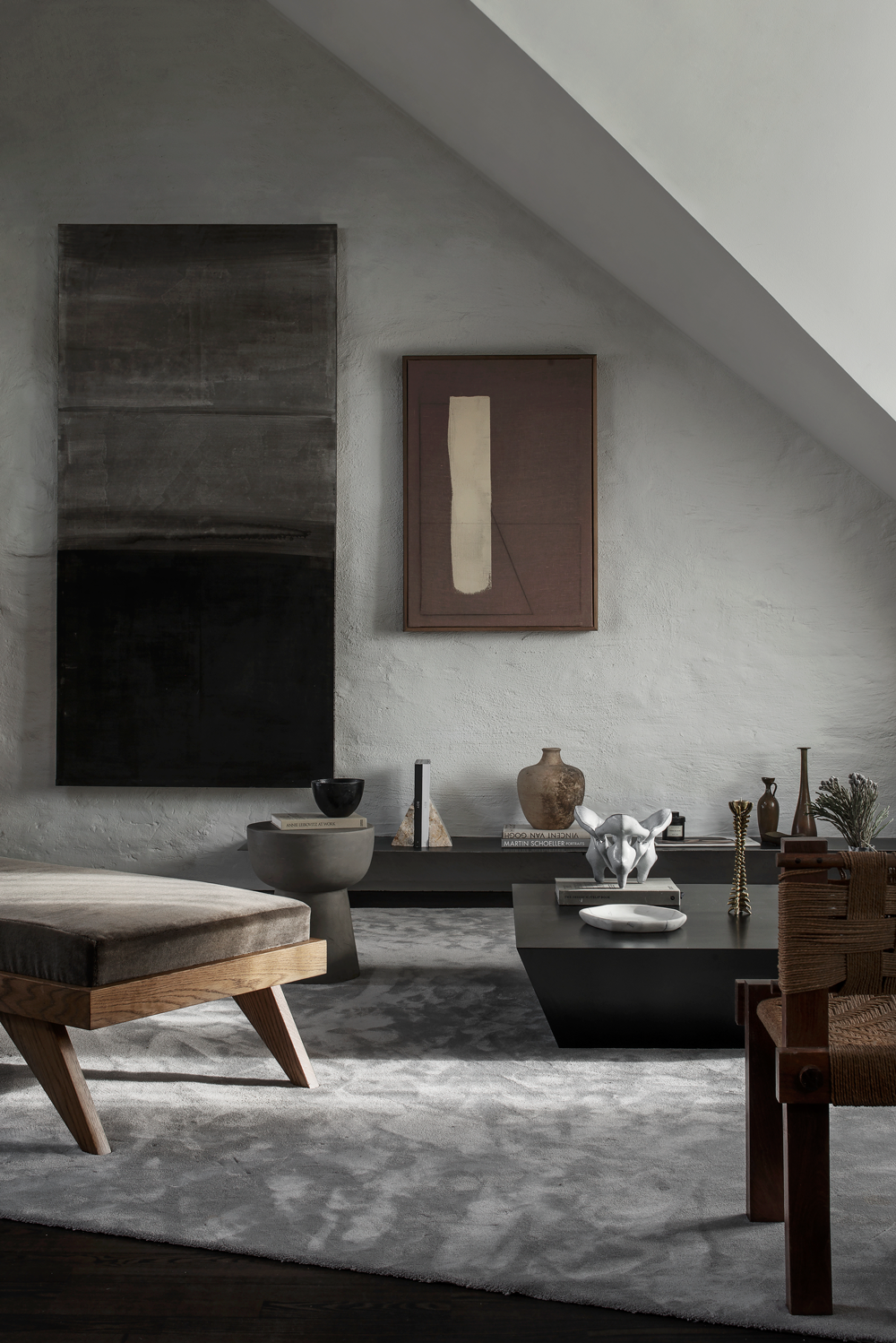 Dark And Lush Styling By Hanna Wessman Lush Dark And Interiors # Meuble Tv Hanna