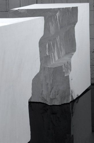 Jean Bechameil . Doubles Elements et Faux Reflets, 2007