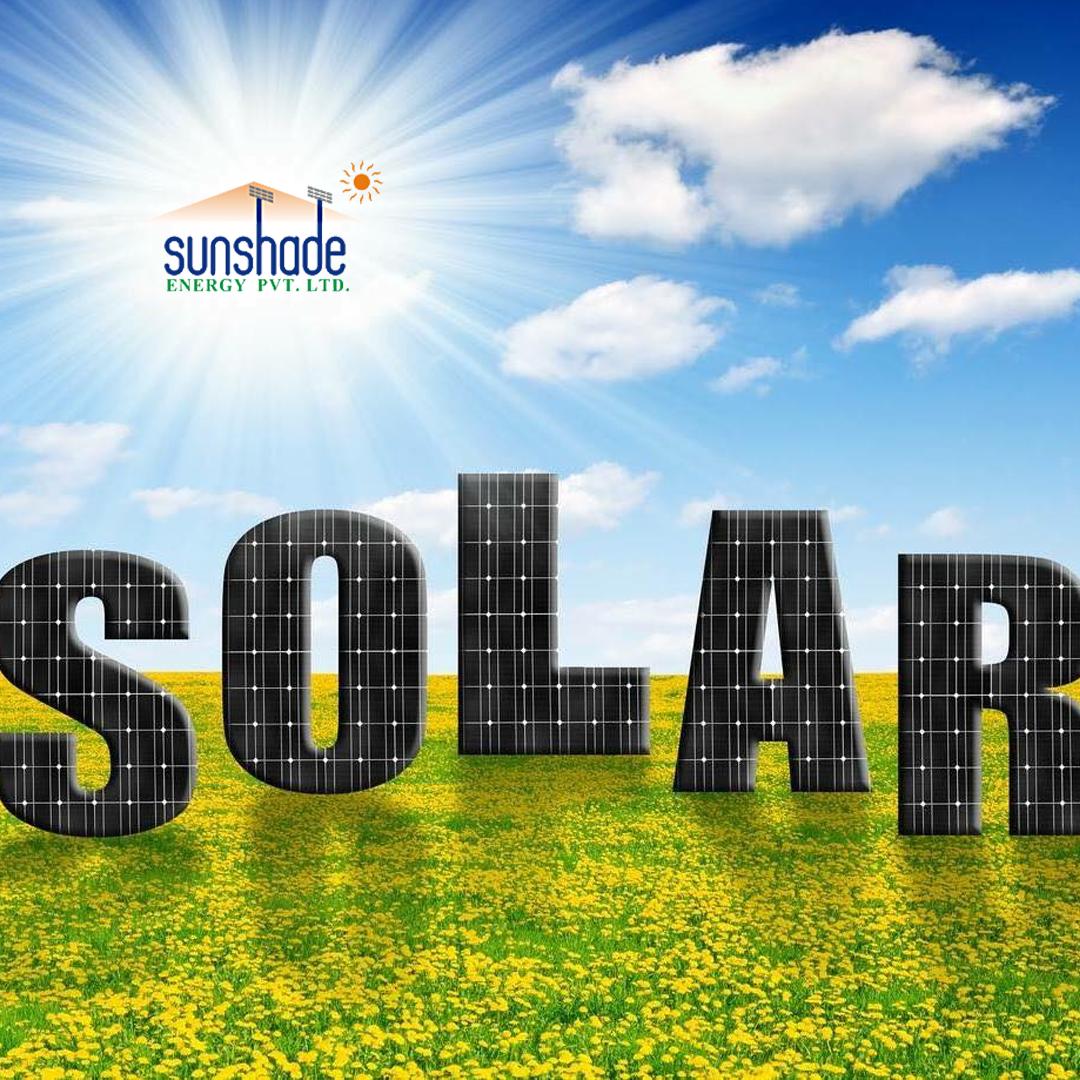 Thinking Solar Choose Sunshade In 2020 Solar Solar Companies Solar Solutions