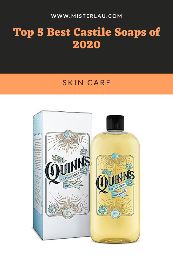 Top 10 Castile Soaps Of 2020 Castile Soap Unscented Soap Soap