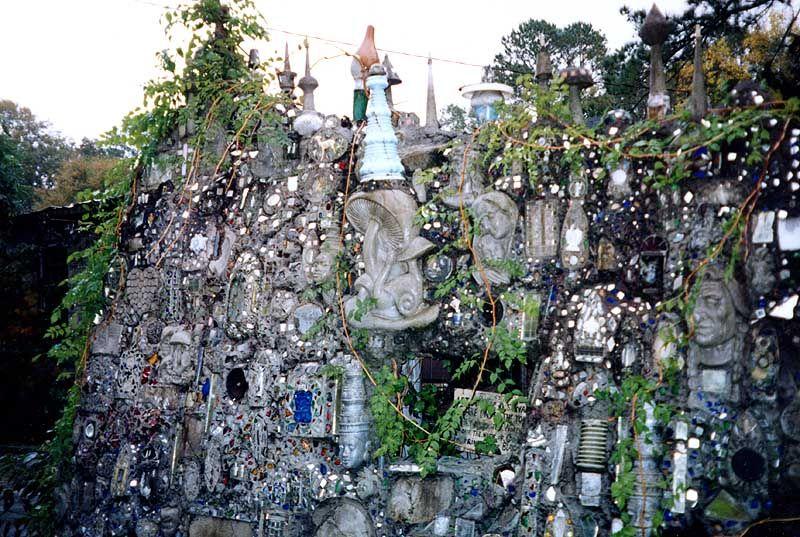 This Side Of Paradise Folk Art Outsider Art Pinterest Paradise Garden Howard Finster And