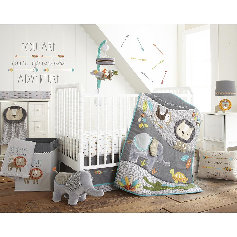 Letters crib bedding set 4 piece set contemporary baby bedding - Levtex Baby Zambezi Blanket Babies R Uscrib Bedding Setsbaby