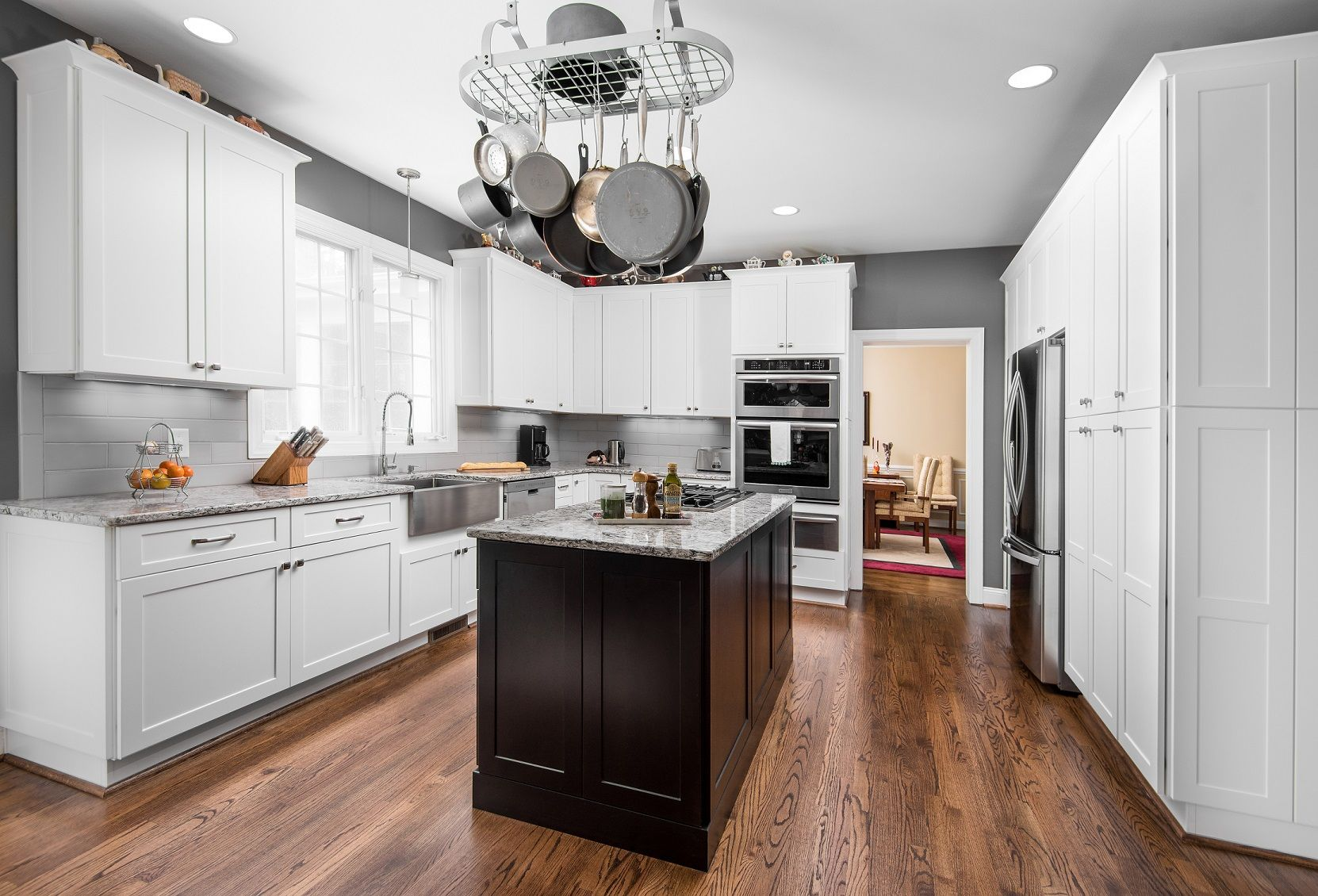 Midtown White Shaker | WL Cabinetry The Classic Series | Pinterest