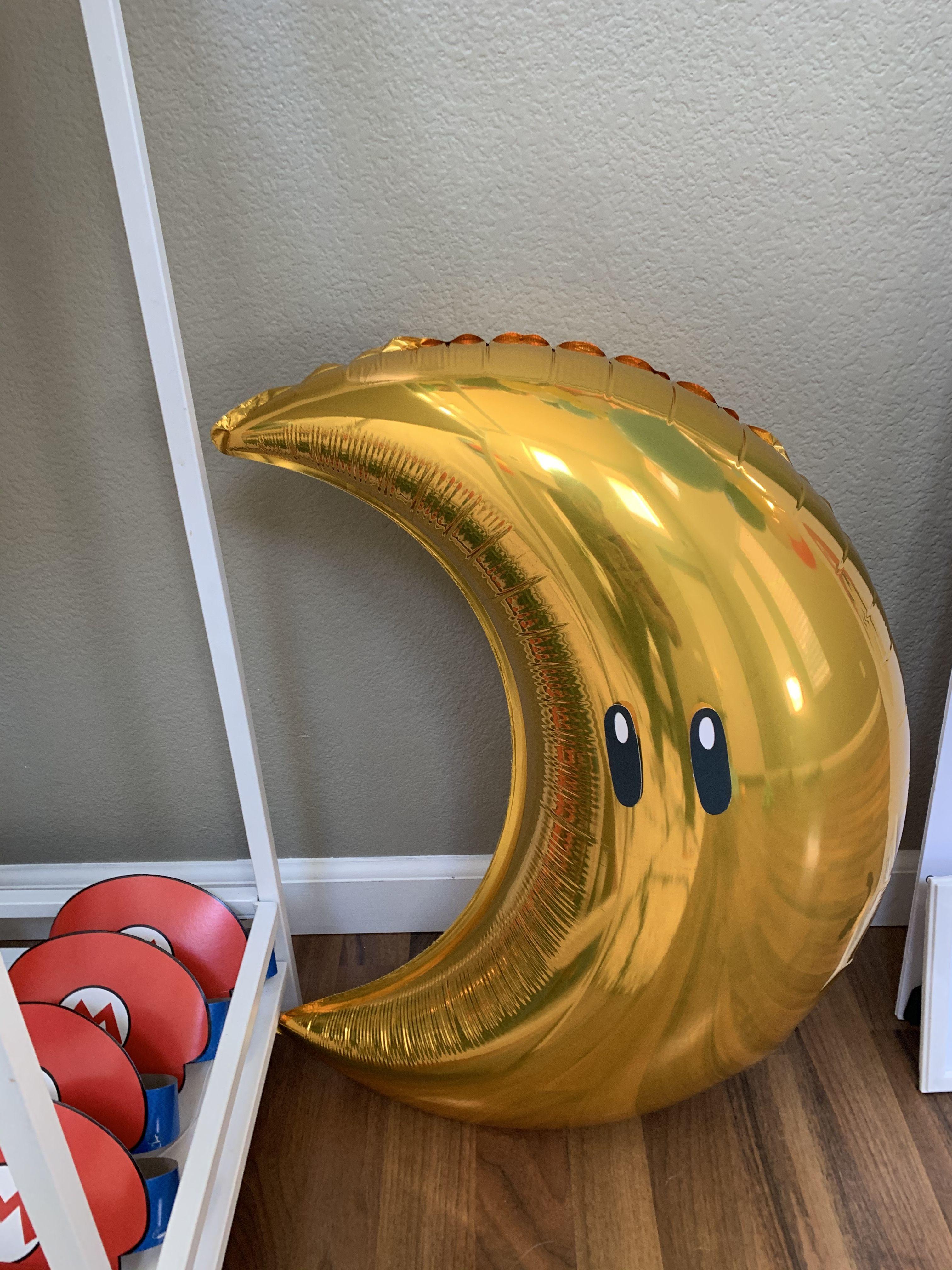 18++ Mario moon information