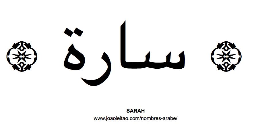 Nombres árabes De Mujer Nombres En Arabe Nombres Arabes De Mujer Tatuajes De Nombres