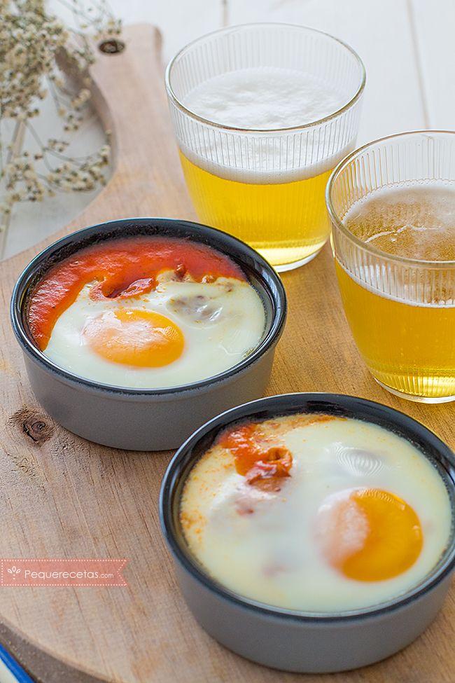 Recetas Faciles De Cocina Para Cenar | Huevos Al Plato Recetas Faciles Y Ricas Con Huevos Recetas