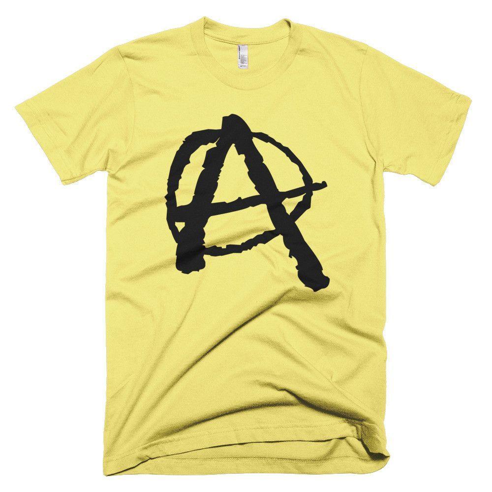 Anarchy Short sleeve men's t-shirt