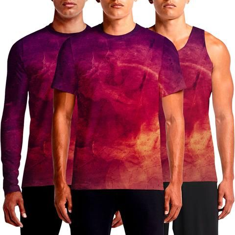 d29cd323 Psychedelic Space T Shirt Graphic Abstract Shirts India Online Shop for  Galaxy Tees Clothing Buy Cool