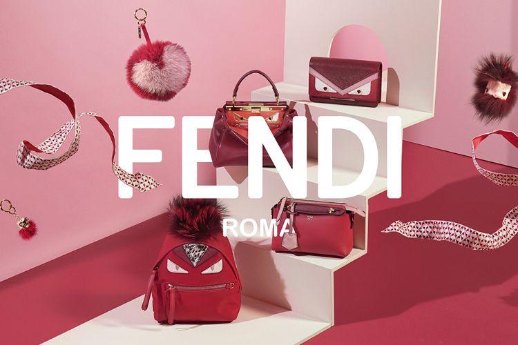 Fendi Loves Capsule Collection – Valentine\'s Day   Graphic Design ...