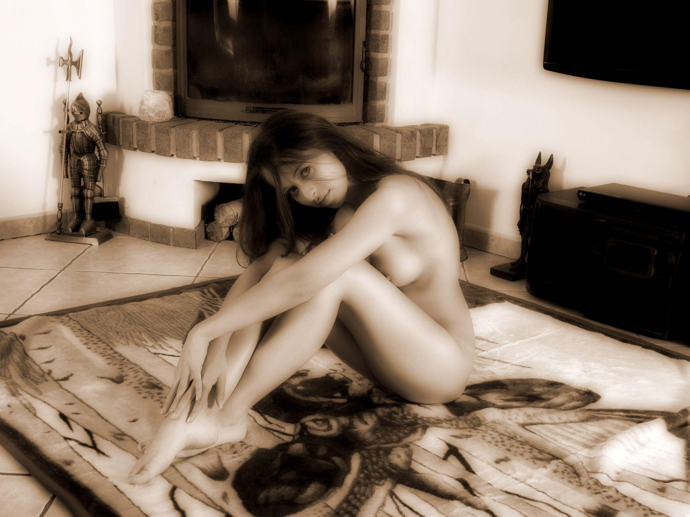 Afghan Nude Model Nazya  Charles Hollander Nudes  Nude -2929