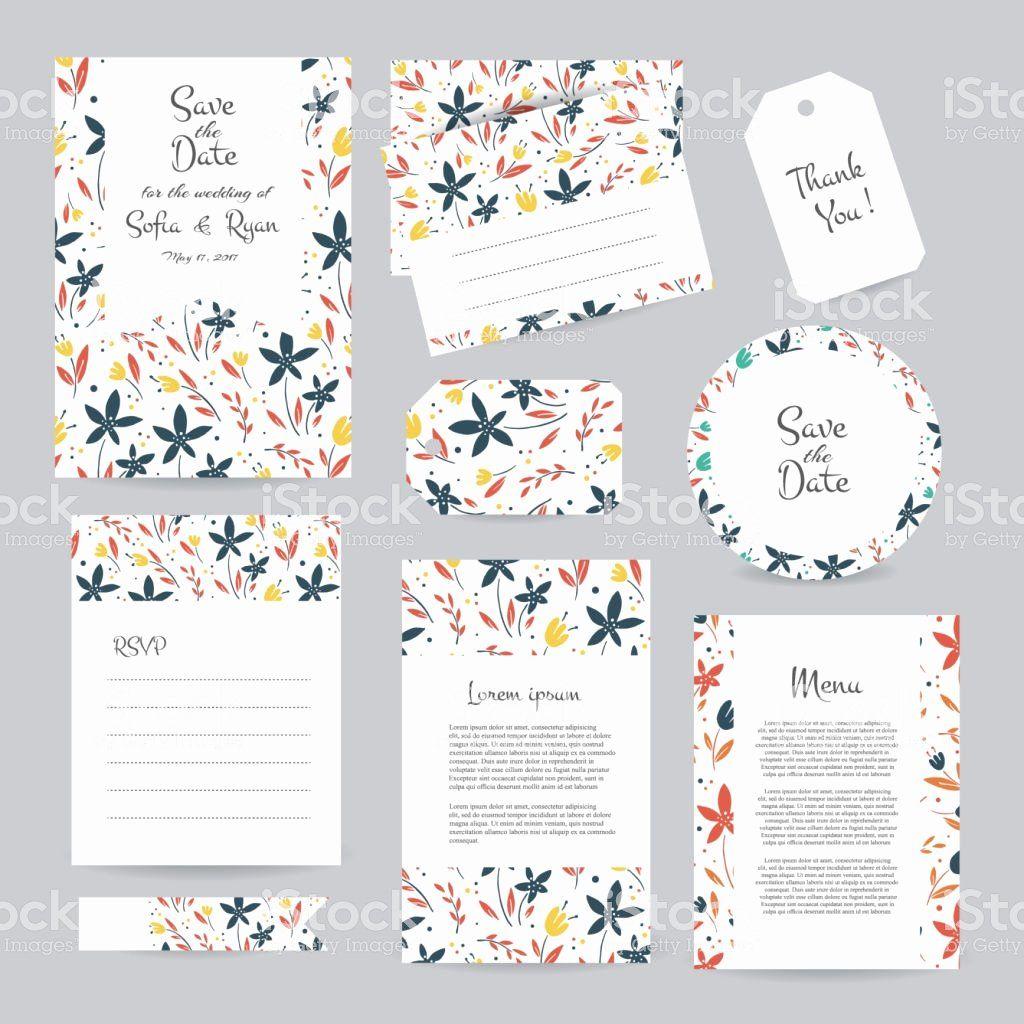 Postcard Template Adobe Illustrator Elegant Vector Gentle Wedding Cards Te In 2020 Wedding Invitation Card Template Wedding Card Templates Wedding Invitation Templates