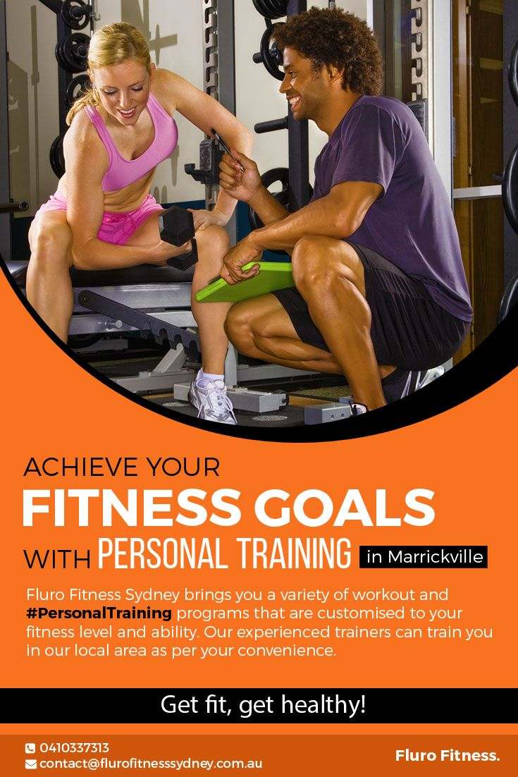 13c0de4a172 Fluro Fitness Sydney brings you a variety of workout and  PersonalTraining  programs that are customised to your fitness level and ability.
