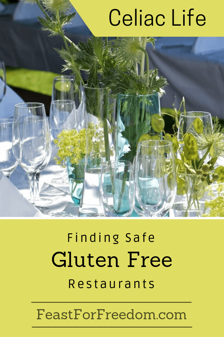 Finding Good Restaurants When You Eat Gluten Free | Gluten ...