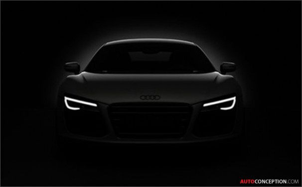 Ces Audi Head Light Tail Light Car Design Lighting Technology Led Oled Safety Amoled 12 Audi Car Design Light Car