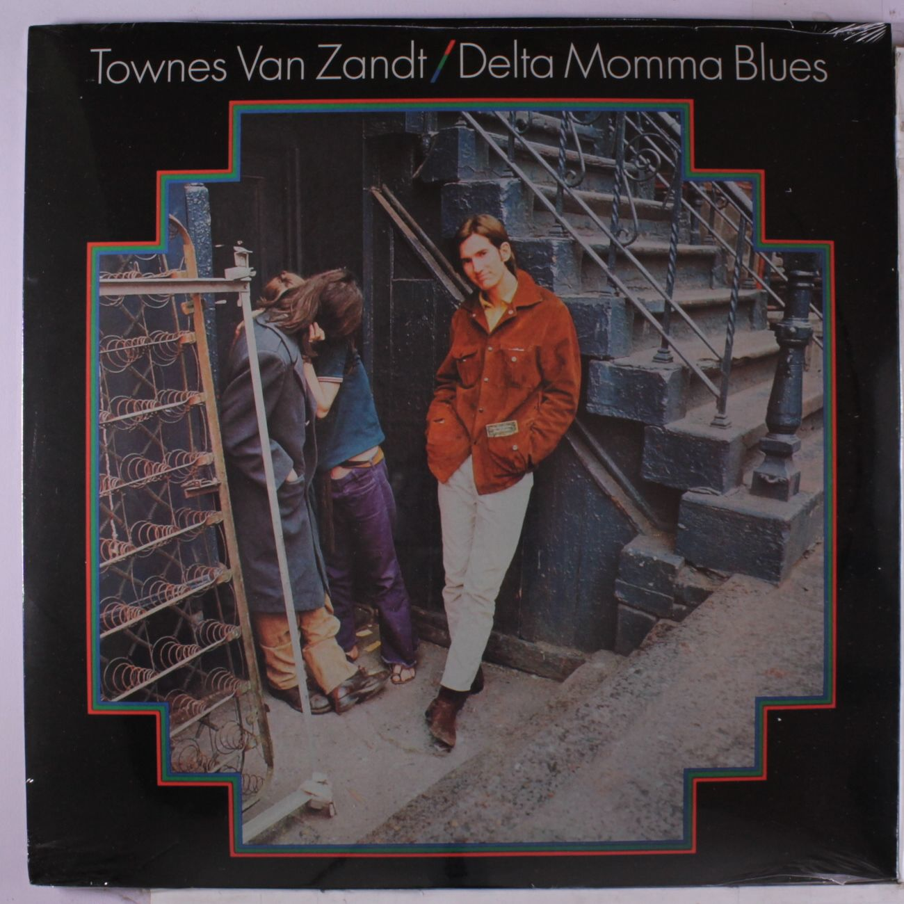 Townes Van Zandt - Delta Mamma Blues (1971)