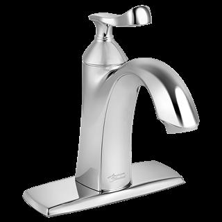 Chatfield Single Hole Faucet In Chrome Single Handle Bathroom Faucet Faucet Single Hole Faucet