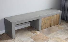 Afbeeldingsresultaat voor meubels betonlook geven huis