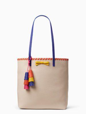 VIDA Tote Bag - Cambridge, Bluebells by VIDA