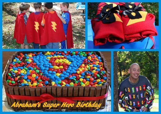 festa de aniversário super heróis - Pesquisa Google