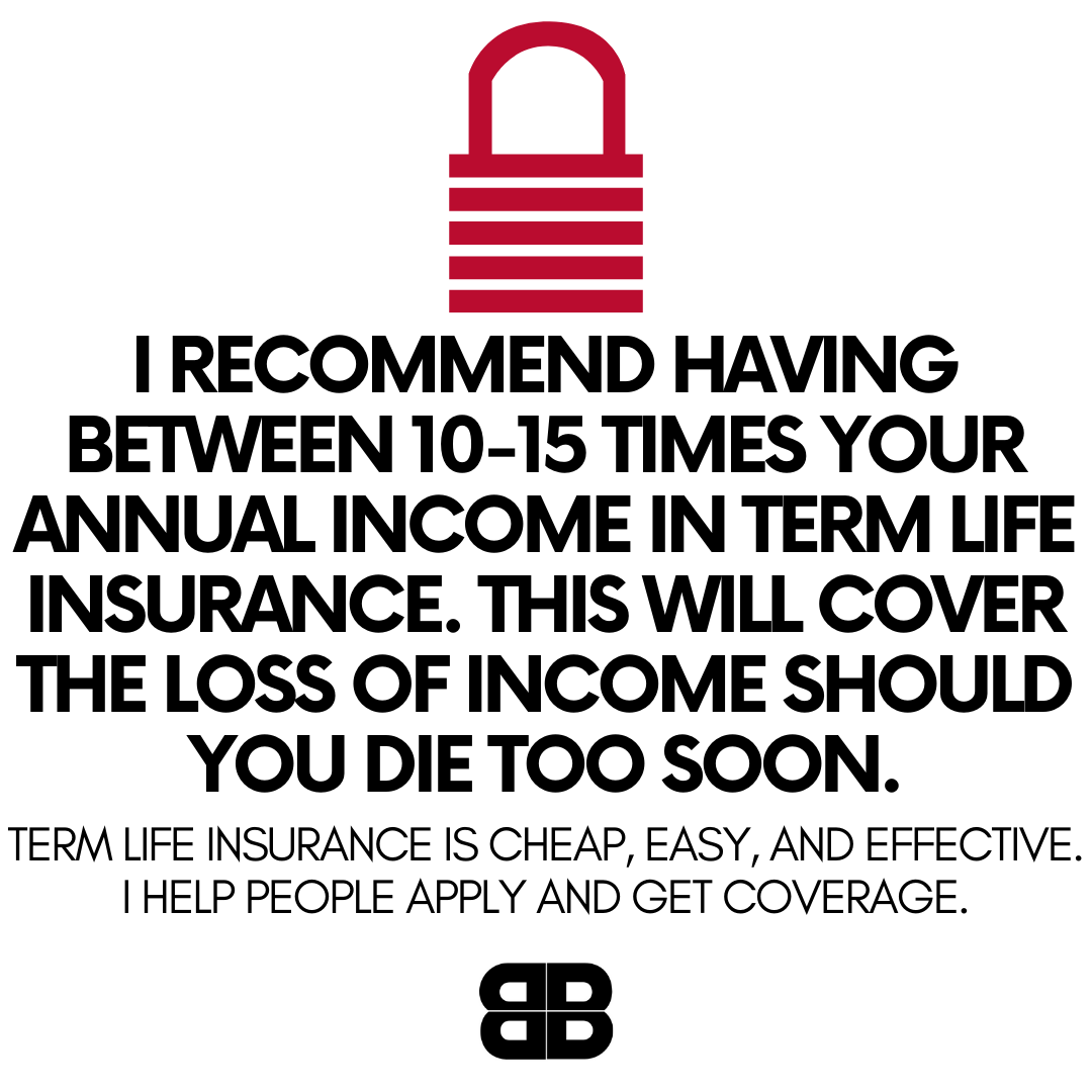 How to Retire Relevant Step 4: Insurance | Budget Boss in ...